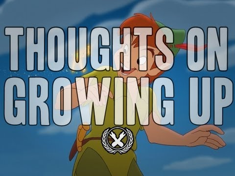 Thoughts on Growing up