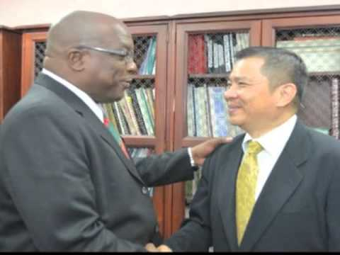 St. Kitts and Nevis receives criminal assistance from Taiwan | CEEN Caribbean News | Oct 13, 2015