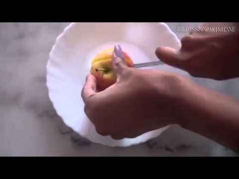 HEALTHY Flocons d'avoine aux fruits Oatmeal Breakfast recipe   YouTube