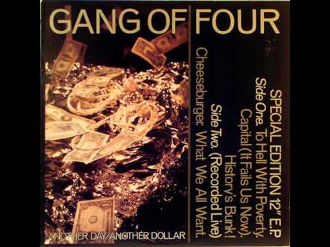 Gang of Four &quot;History&#039;s Bunk!&quot;