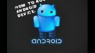 Android Root Without Using Computer