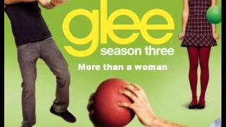 Watch Glee Cast More Than A Woman video