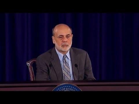 Bernanke's regrets from financial crisis