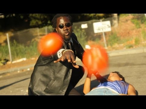 FOOD FIGHT: Bullies Poisoning The 'Hood Get Splattered! -- Earth Amplified, feat. Stic of Dead Prez