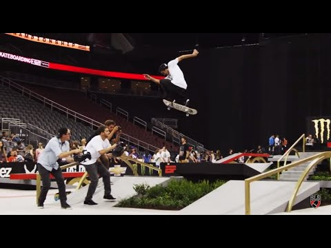 Street League 2012: Luan Oliveira Championship Chopped N Screwed