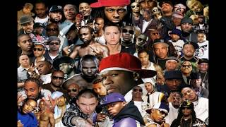 What Rappers ran Hip-Hop in which years?