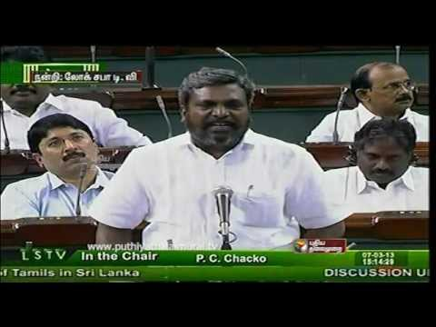 Debate on Srilanka War crimes in Parliament