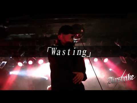 Airstrike DVD 『Official bootleg1 - 20120512 Live at Maebashi』 CM