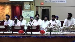 Lal Rangile Preetam Man Mohan - Bhai Satvinder Singh Harvinder Singh Delhi Wale