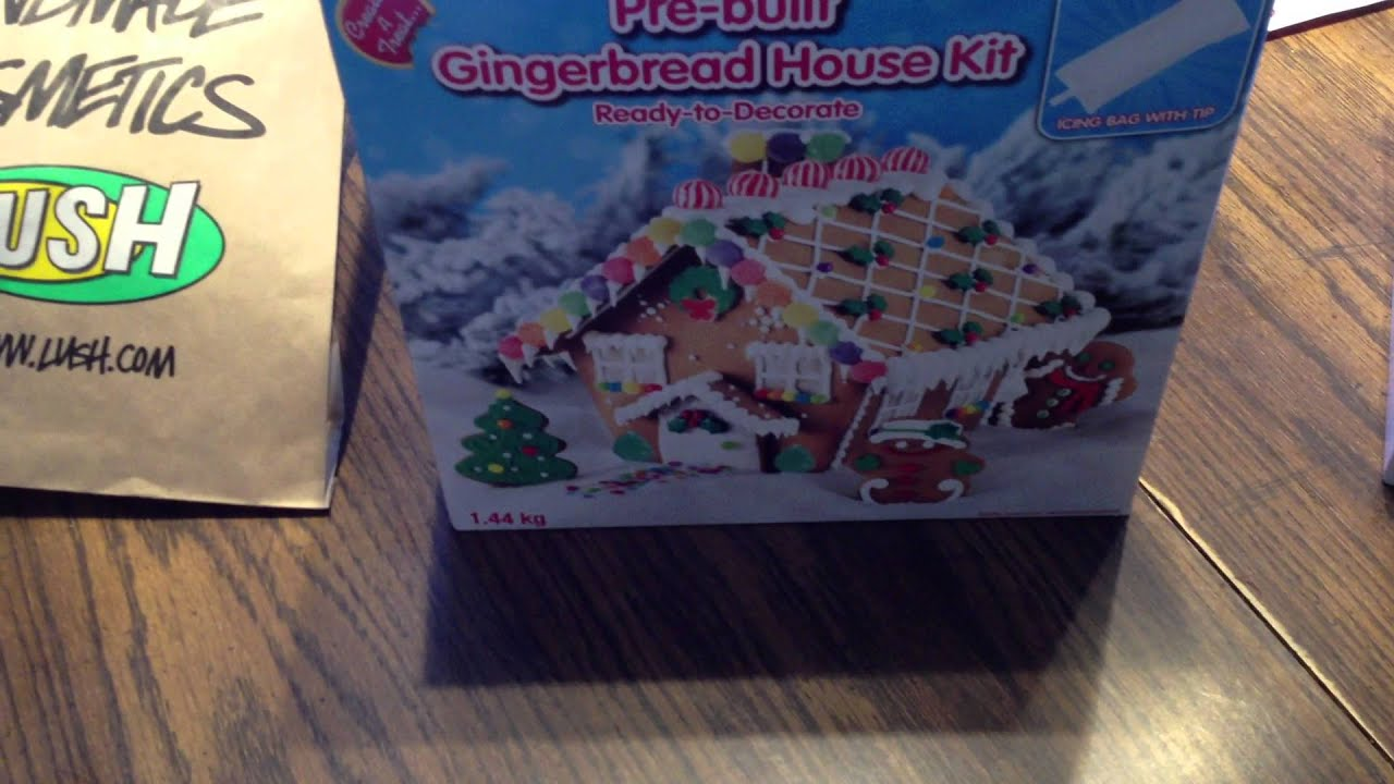 Target Gap Costco Haul Yay For A Gingerbread House