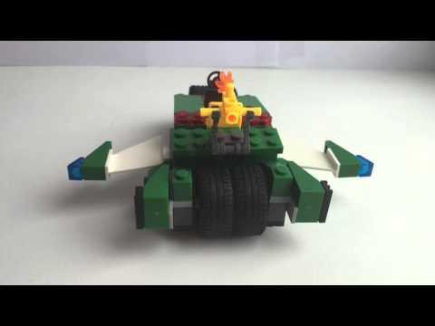 Поделки из конструктора Lego