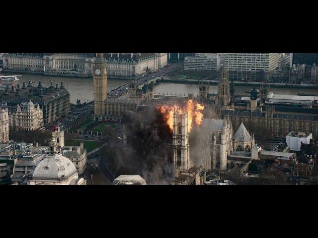 런던 해즈 폴른 - 공식 예고편 (한글자막)