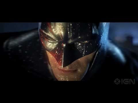Batman Arkham City: Hugo Strange Trailer