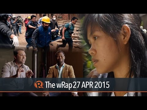 Mary Jane Veloso, Nepal quake, boxers pick Mayweather | The wRap
