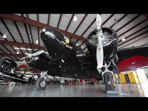 Aero-TV:  Matt Younkin - Upholding the Twin Beech Legacy (Part 1)