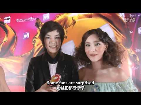 【ENG&CHN SUB】Chinese TV interview Yon  tina aom judge each other