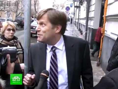 Посол сша обвиняет нтв в прослушке