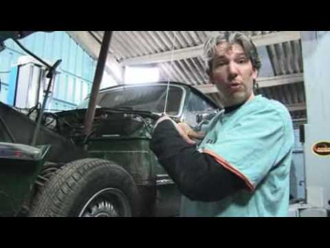 Wheeler Dealers Triumph Spitfire Part 3/5