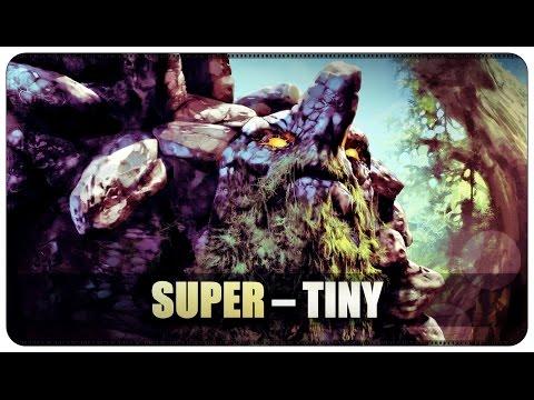 DOTA 2   Super  Tiny  2323