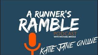 Did I tell you I run a marathon?   Katie Jane Online