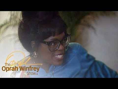 Oprah Poses as an Oprah Winfrey Look-Alike | The Oprah Winfrey Show | Oprah Winfrey Network