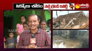 Titli Cyclone Effect in Srikakulam | Bhavanapadu Fishermen's Face to Face | Sakshi Ground Report