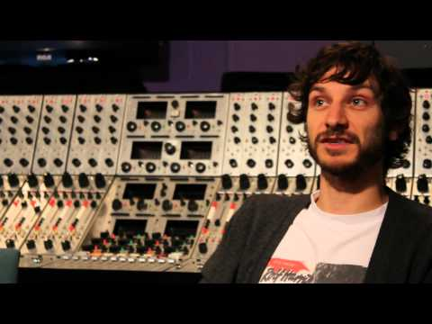 Gotye - Artist-in-Residence Program at the National Music Centre