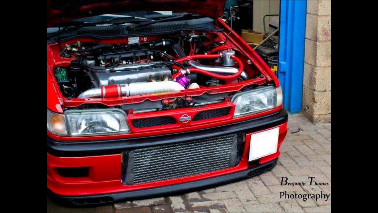 Nissan N14 Turbo Sr20det Sunny Pulsar Phantom Grip Limited