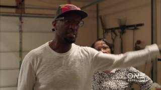 """Rickey Smiley Goes """"Old School"""" on His Son"""