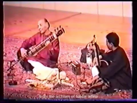 Ustad Vilayat Khan Ustad Zakir Hussain Raag: Bhairav Bahar