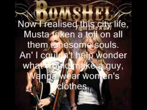 Bomshel - It Was An Absolutely Finger Lickin Grits And Chicken Country Music Love Song