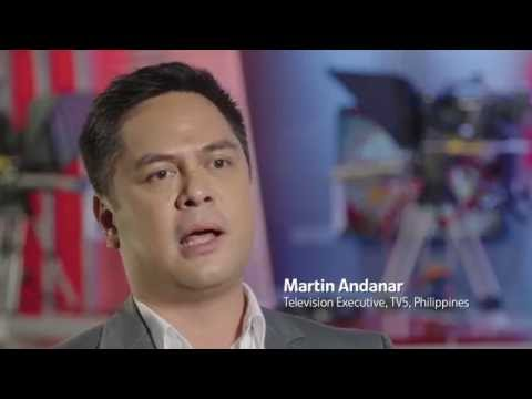 Australian by Degree - Martin Andanar, Philippines