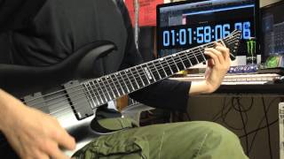 Angra - Spread Your Fire (Guitar Cover) [HD]