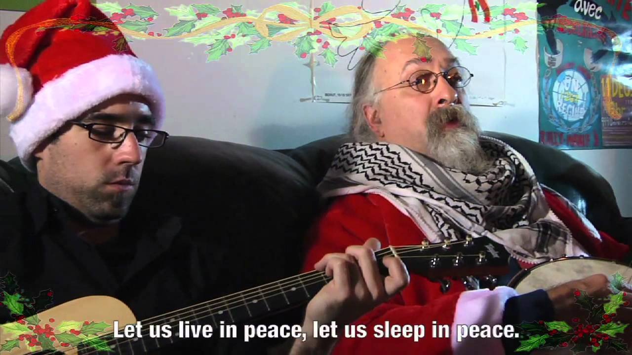 Silent Night performed by The Sanity Claus