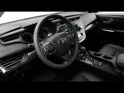 2017 Toyota Avalon Video