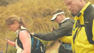 Blind Athlete conquers Inca Trail Marathon in Single Day  (Extended)