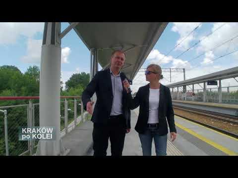 Kraków Po Kolei - Odc. 20 - Przebudowa Przystanku Kraków Zabłocie