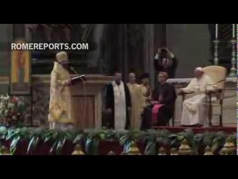 Pope calls on Ukrainian Greek-Catholics to build bridges with other Churches
