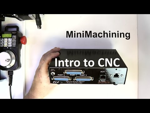 Sherline CNC 101 - Intro to CNC