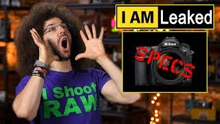 Massive NIKON D850 Spec Leak, Is this for REAL? Photo News Fix