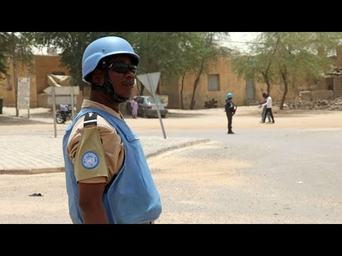 Mali: Deadly attack targets UN mission in northern town of Kidal