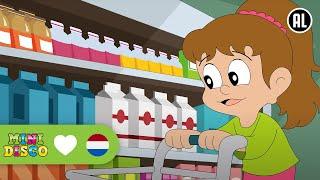 Kinderliedjes | Tekenfilm | BOODSCHAPPEN DOEN | Minidisco | DD Company