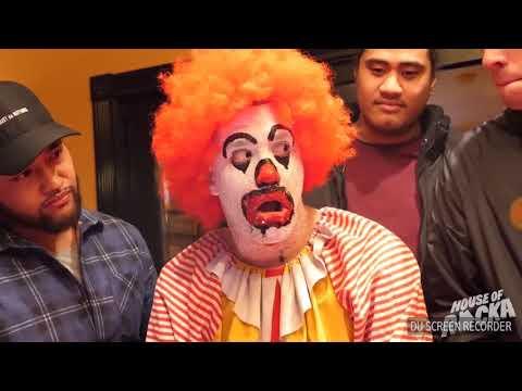 Ronald McDonald vs Cookie Monster