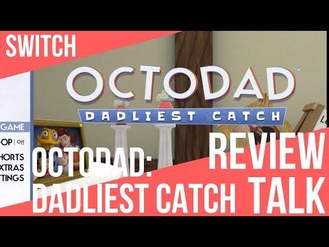 REVIEW TALK   Octodad: Dadliest Catch (Switch)