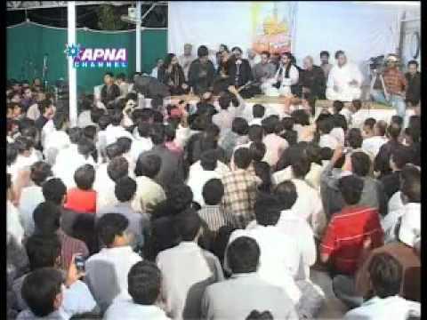 Nadeem Sarwar Live - Live Like Ali Die Like Hussain