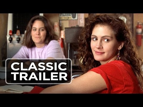 Mystic Pizza Official Trailer #1 - Julia Roberts Movie (1988) HD
