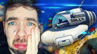 I LOST SALLY!!!   Subnautica - Part 4 (Full Release)