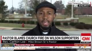 Ferguson Carlton R Lee Suspect In Flood Church Arson-Made Instagram Arson Vids/Tweets Night Before