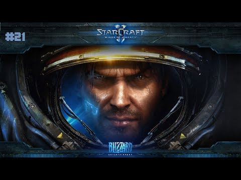 StarCraft II: Wings of Liberty №21 - Звезда Экрана