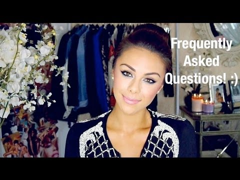 Frequently Asked Questions! ♥ (Personal, Health & Beauty!)
